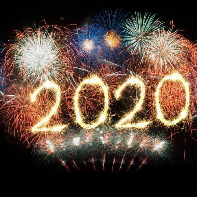 New year's Eve 2020