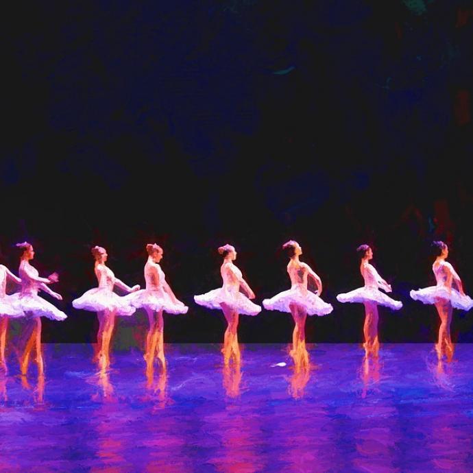 Swan Lake by the Kiev National Opera Ballet