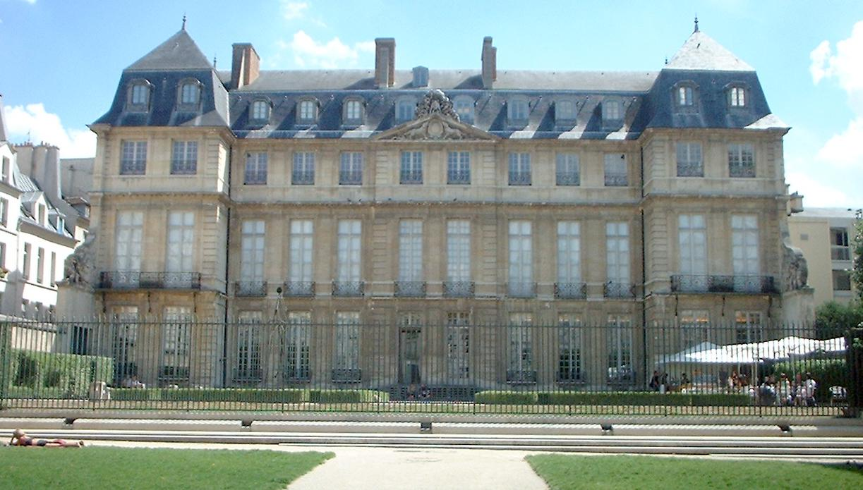 Musée National Picasso - Paris
